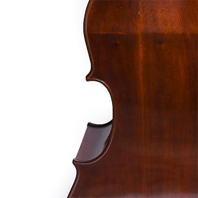 Guido Mariotto Double Bass, Back