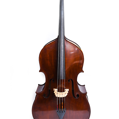 Guido Mariotto Double Bass, Front
